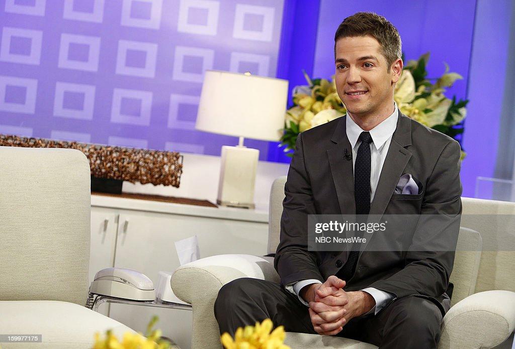 Jason Kennedy appears on NBC News' 'Today' show --