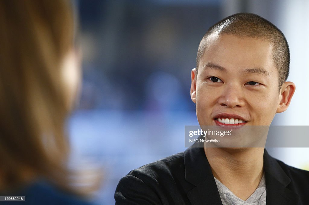 Jason Wu appears on NBC News' 'Today' show --