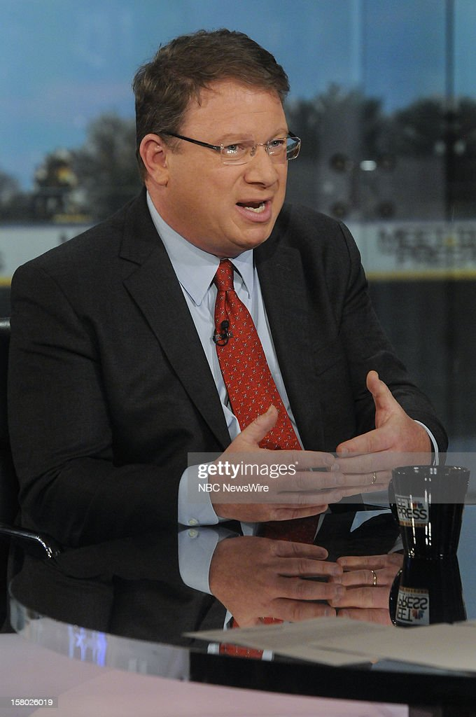 – Jeffrey Golberg, The Atlantic, appears on 'Meet the Press' in Washington D.C., Sunday, Dec. 9, 2012.