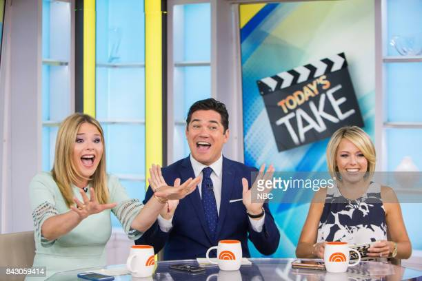 Jenna Bush Hager Dean Cain and Dylan Dreyer on Friday September 1 2017