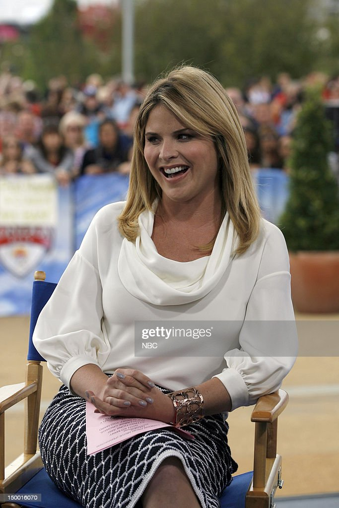 <a gi-track='captionPersonalityLinkClicked' href=/galleries/search?phrase=Jenna+Bush+Hager&family=editorial&specificpeople=175840 ng-click='$event.stopPropagation()'>Jenna Bush Hager</a> on August 7, 2012 --