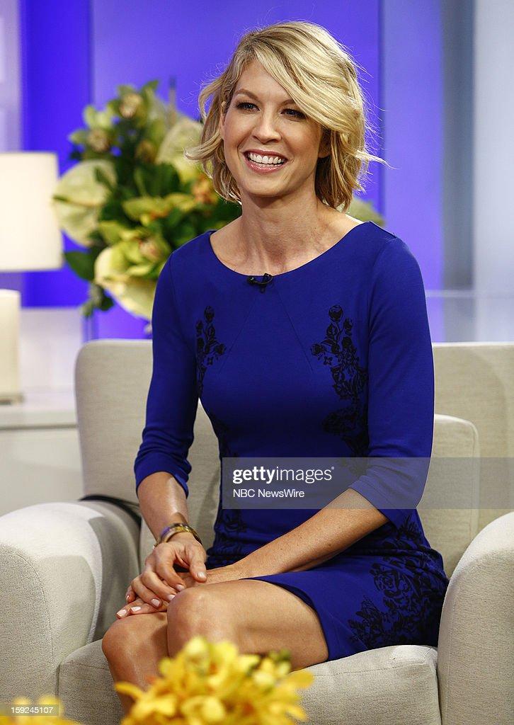 Jenna Elfman appears on NBC News' 'Today' show --