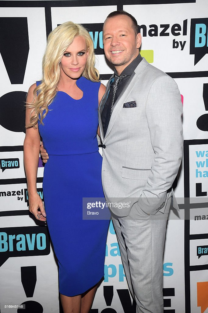 <a gi-track='captionPersonalityLinkClicked' href=/galleries/search?phrase=Jenny+McCarthy&family=editorial&specificpeople=202900 ng-click='$event.stopPropagation()'>Jenny McCarthy</a> and <a gi-track='captionPersonalityLinkClicked' href=/galleries/search?phrase=Donnie+Wahlberg&family=editorial&specificpeople=220537 ng-click='$event.stopPropagation()'>Donnie Wahlberg</a> --