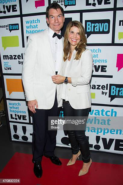 Jerry O'Connell and Lori Loughlin