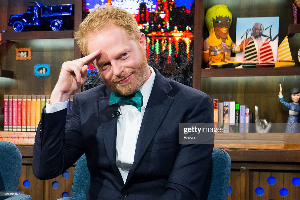 Jesse Tyler Ferguson -- Photo by: Charles Sykes/Bravo/NBCU Photo Bank via Getty Images