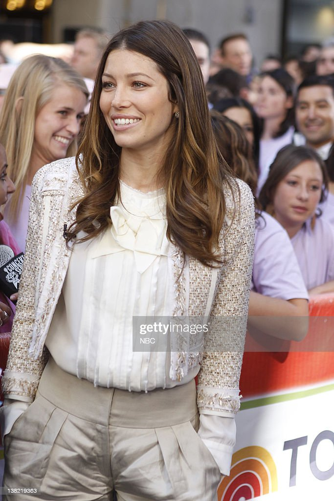 Jessica Biel 'Today' cohosts talk to Jessica Biel about 'The ATeam'