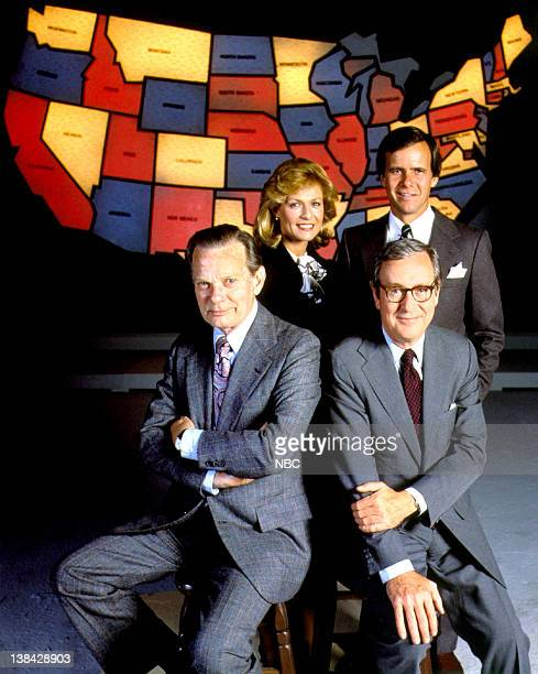 Jessica Savitch Tom Brokaw David Brinkley John Chancellor