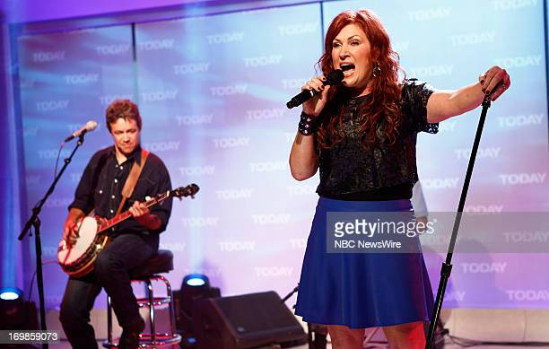 Jo Dee Messina appears on NBC News' 'Today' show