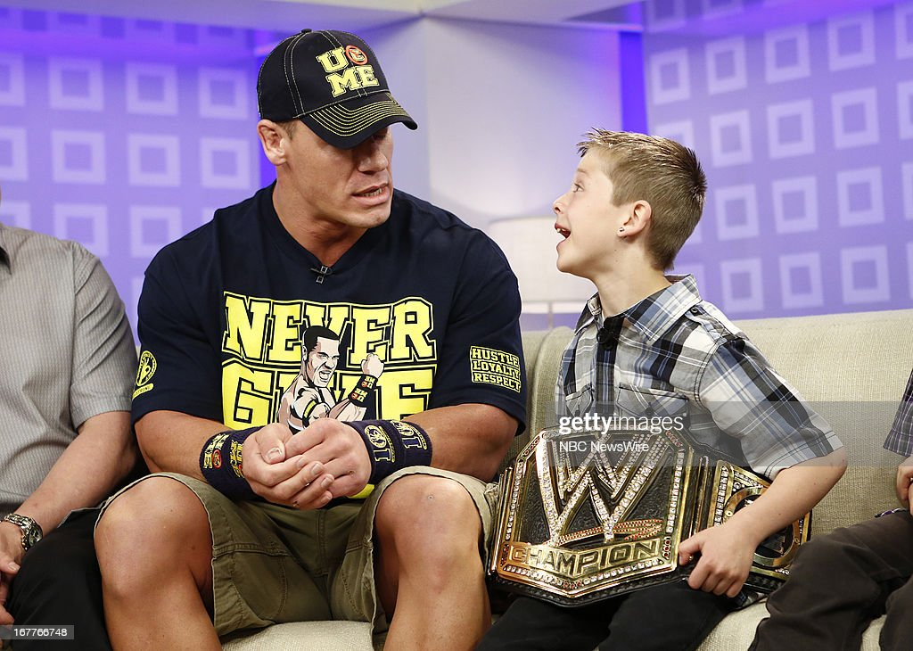 <a gi-track='captionPersonalityLinkClicked' href=/galleries/search?phrase=John+Cena&family=editorial&specificpeople=644116 ng-click='$event.stopPropagation()'>John Cena</a> and Nick Santillo appear on NBC News' 'Today' show --