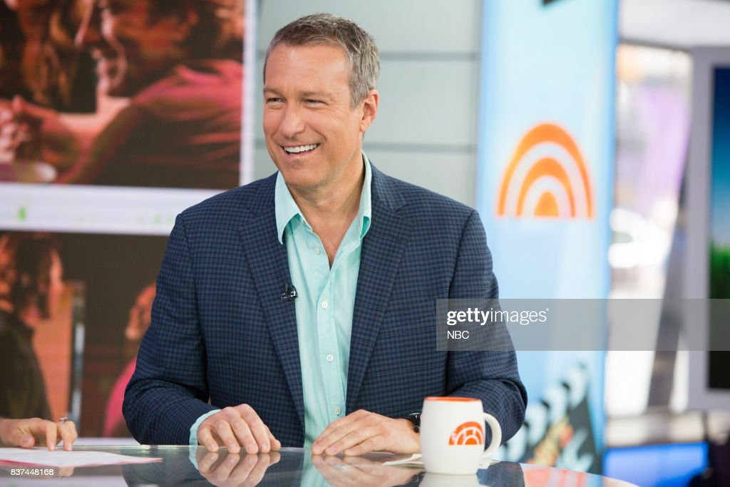 John Corbett on Tuesday, August 22, 2017 --