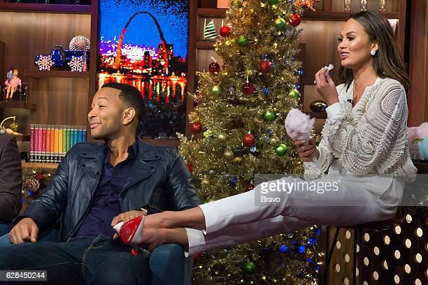 John Legend and Chrissy Teigen