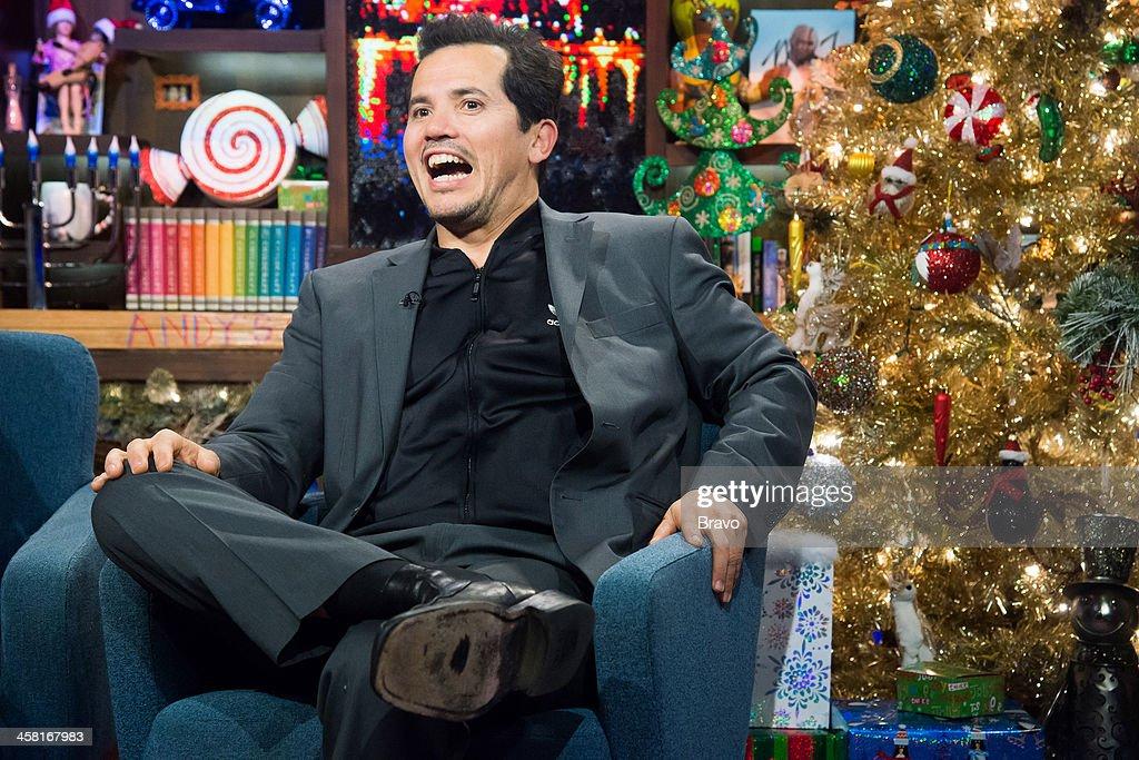 John Leguizamo -- Photo by: Charles Sykes/Bravo/NBCU Photo Bank via Getty Images