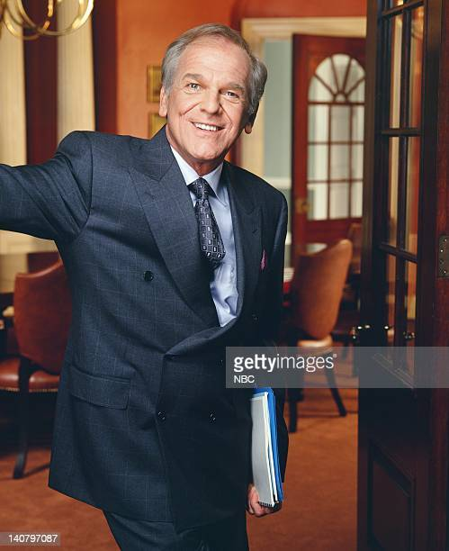 John Spencer as Leo McGarry Photo by David Rose/NBCU Photo Bank