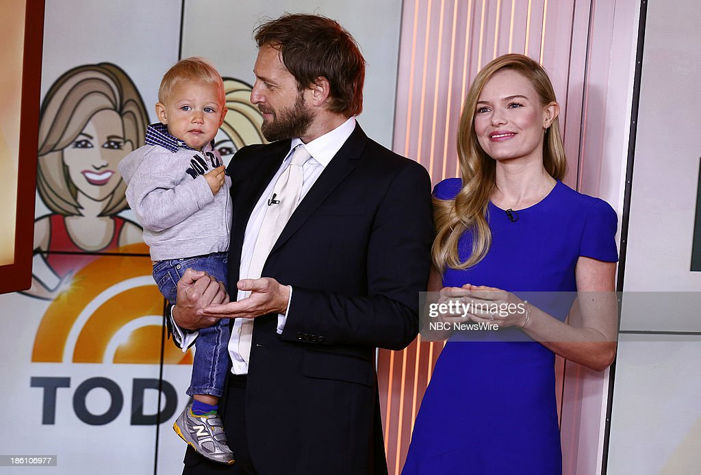 Josh Lucas and Kate Bosworth appear on NBC News' 'Today' show --
