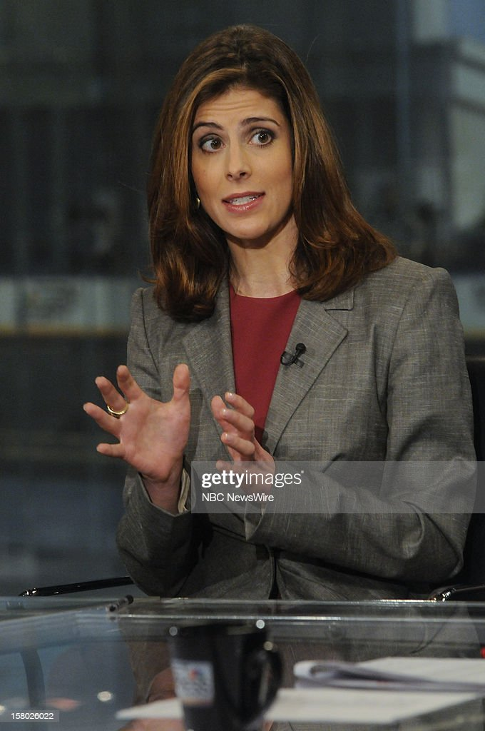 – Julianna Goldman, White House Correspondent, Bloomberg News, appears on 'Meet the Press' in Washington D.C., Sunday, Dec. 9, 2012.