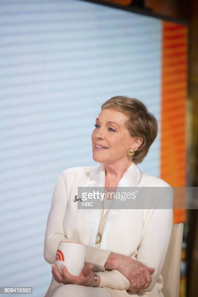 Julie Andrews on Thursday June 29 2017