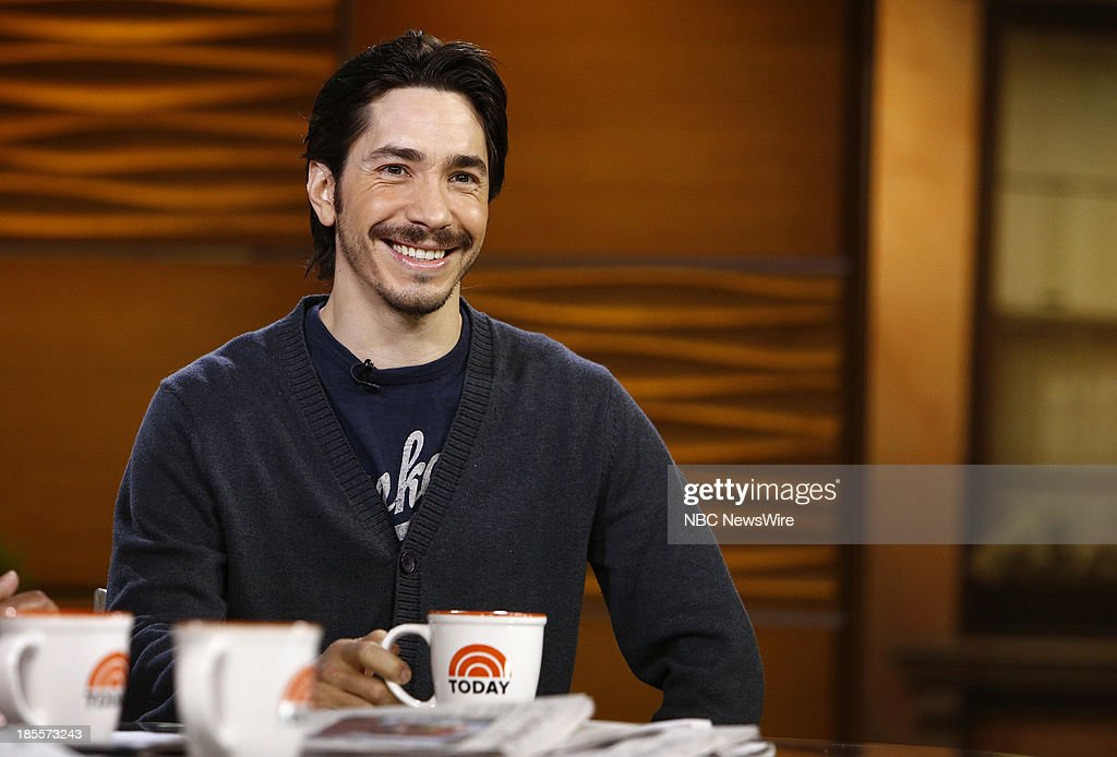 Justin Long appears on NBC News' 'Today' show --