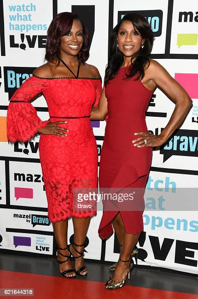 Kandi Burruss and Dr Jackie Walters