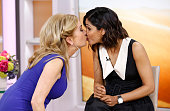 Kathie Lee Gifford and Freida Pinto appear on NBC News' 'Today' show