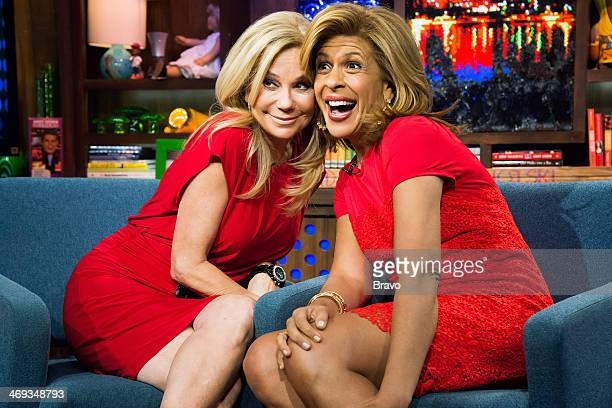 Kathie Lee Gifford and Hoda Kotb Photo by Charles Sykes/Bravo/NBCU Photo Bank via Getty Images