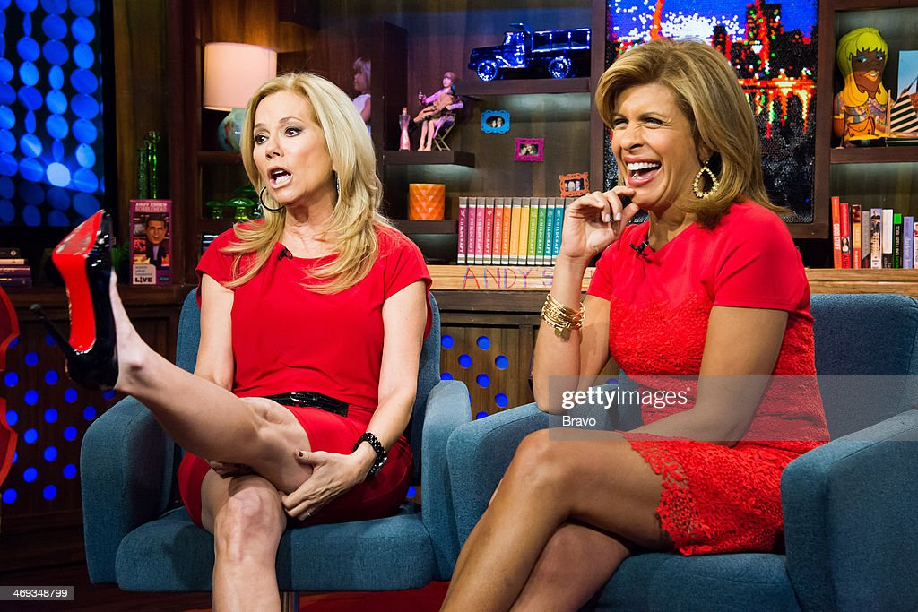 Kathie Lee Gifford and Hoda Kotb -- Photo by: Charles Sykes/Bravo/NBCU Photo Bank via Getty Images