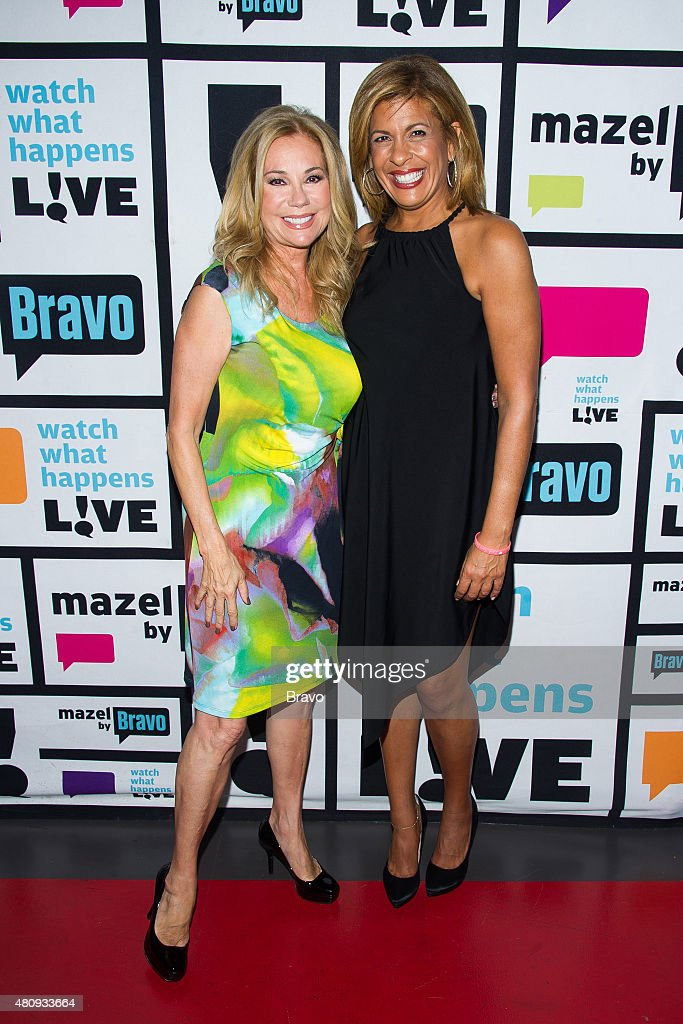 Kathie Lee Gifford and Hoda Kotb