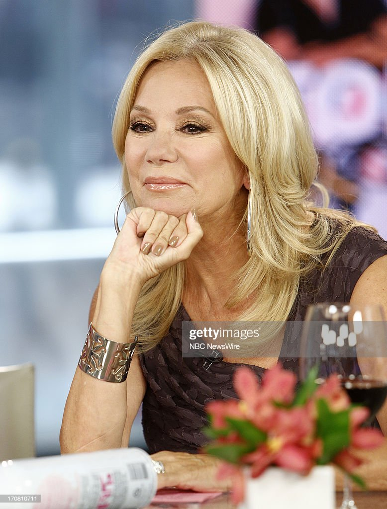 Kathie Lee Gifford appears on NBC News' 'Today' show --