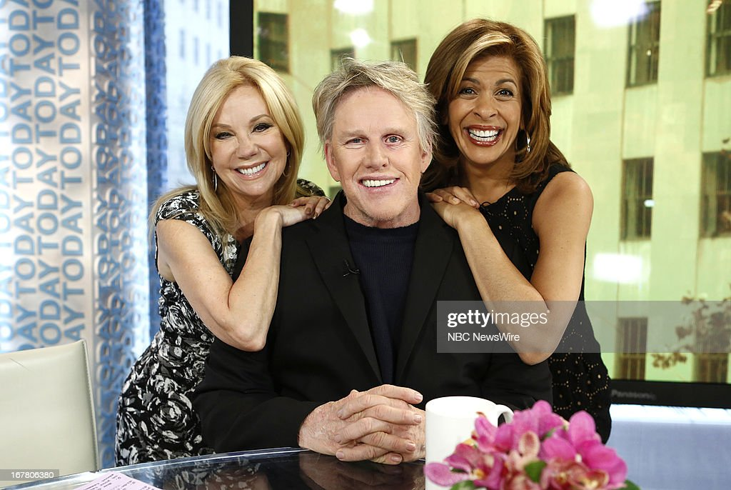 <a gi-track='captionPersonalityLinkClicked' href=/galleries/search?phrase=Kathie+Lee+Gifford&family=editorial&specificpeople=203269 ng-click='$event.stopPropagation()'>Kathie Lee Gifford</a>, <a gi-track='captionPersonalityLinkClicked' href=/galleries/search?phrase=Gary+Busey&family=editorial&specificpeople=206115 ng-click='$event.stopPropagation()'>Gary Busey</a> and <a gi-track='captionPersonalityLinkClicked' href=/galleries/search?phrase=Hoda+Kotb&family=editorial&specificpeople=2338013 ng-click='$event.stopPropagation()'>Hoda Kotb</a> appear on NBC News' 'Today' show --