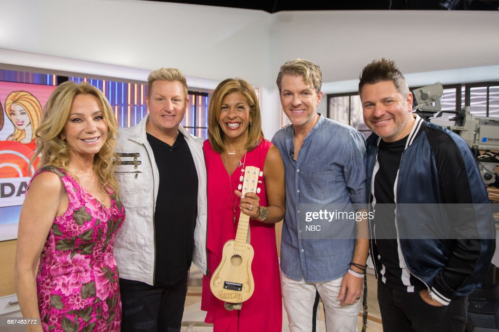 "NBC's ""Today"" With guests Zac Efron, Rascal Flatts, Kyle Chandler, Catherine De Orio"