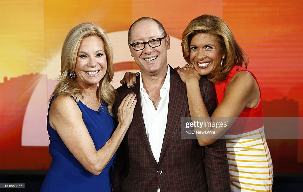 <a gi-track='captionPersonalityLinkClicked' href=/galleries/search?phrase=Kathie+Lee+Gifford&family=editorial&specificpeople=203269 ng-click='$event.stopPropagation()'>Kathie Lee Gifford</a>, <a gi-track='captionPersonalityLinkClicked' href=/galleries/search?phrase=James+Spader&family=editorial&specificpeople=544640 ng-click='$event.stopPropagation()'>James Spader</a> and <a gi-track='captionPersonalityLinkClicked' href=/galleries/search?phrase=Hoda+Kotb&family=editorial&specificpeople=2338013 ng-click='$event.stopPropagation()'>Hoda Kotb</a> appear on NBC News' 'Today' show --