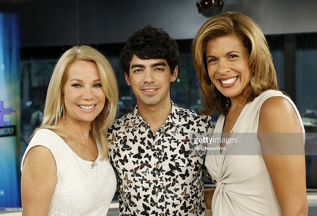 <a gi-track='captionPersonalityLinkClicked' href=/galleries/search?phrase=Kathie+Lee+Gifford&family=editorial&specificpeople=203269 ng-click='$event.stopPropagation()'>Kathie Lee Gifford</a>, <a gi-track='captionPersonalityLinkClicked' href=/galleries/search?phrase=Joe+Jonas&family=editorial&specificpeople=842712 ng-click='$event.stopPropagation()'>Joe Jonas</a> and <a gi-track='captionPersonalityLinkClicked' href=/galleries/search?phrase=Hoda+Kotb&family=editorial&specificpeople=2338013 ng-click='$event.stopPropagation()'>Hoda Kotb</a> appear on NBC News' 'Today' show --