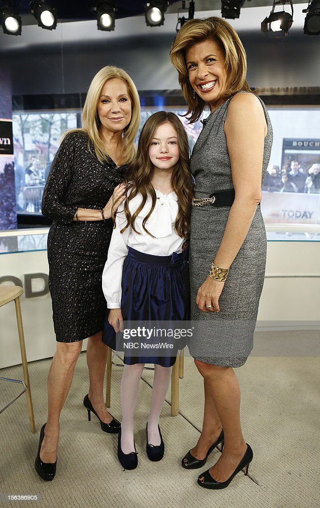 <a gi-track='captionPersonalityLinkClicked' href=/galleries/search?phrase=Kathie+Lee+Gifford&family=editorial&specificpeople=203269 ng-click='$event.stopPropagation()'>Kathie Lee Gifford</a>, <a gi-track='captionPersonalityLinkClicked' href=/galleries/search?phrase=Mackenzie+Foy&family=editorial&specificpeople=7283059 ng-click='$event.stopPropagation()'>Mackenzie Foy</a> and <a gi-track='captionPersonalityLinkClicked' href=/galleries/search?phrase=Hoda+Kotb&family=editorial&specificpeople=2338013 ng-click='$event.stopPropagation()'>Hoda Kotb</a> appear on NBC News' 'Today' show --