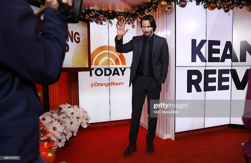 <a gi-track='captionPersonalityLinkClicked' href=/galleries/search?phrase=Keanu+Reeves&family=editorial&specificpeople=171568 ng-click='$event.stopPropagation()'>Keanu Reeves</a> appears on NBC News' 'Today' show --