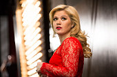 S CAUTIONARY CHRISTMAS MUSIC TALE Pictured Kelly Clarkson