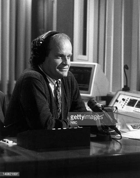 Kelsey Grammer as Doctor Frasier Crane Photo by NBCU Photo Bank
