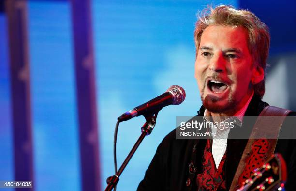 Kenny Loggins appears on NBC News' 'Today' show