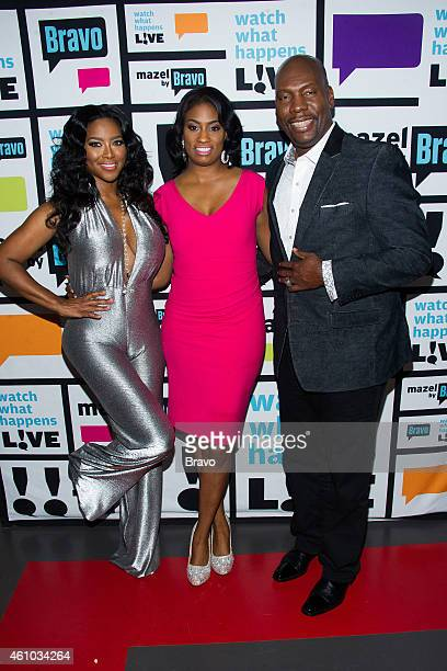 Kenya Moore Jewel Tankard and Ben Tankard