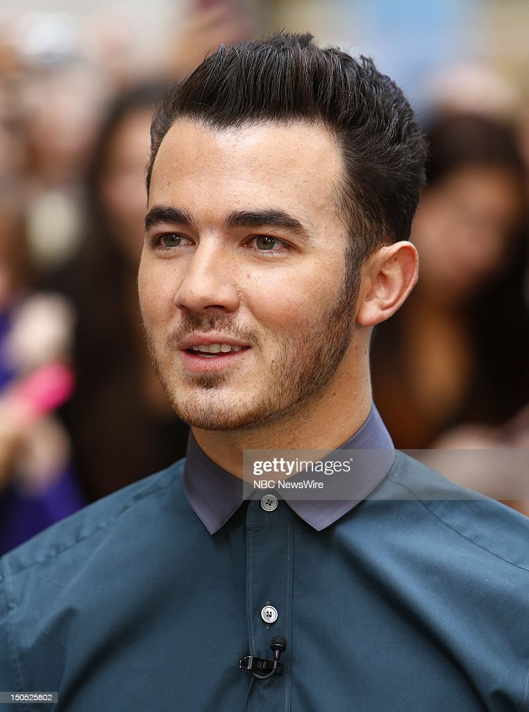 Kevin Jonas appears on NBC News' 'Today' show --
