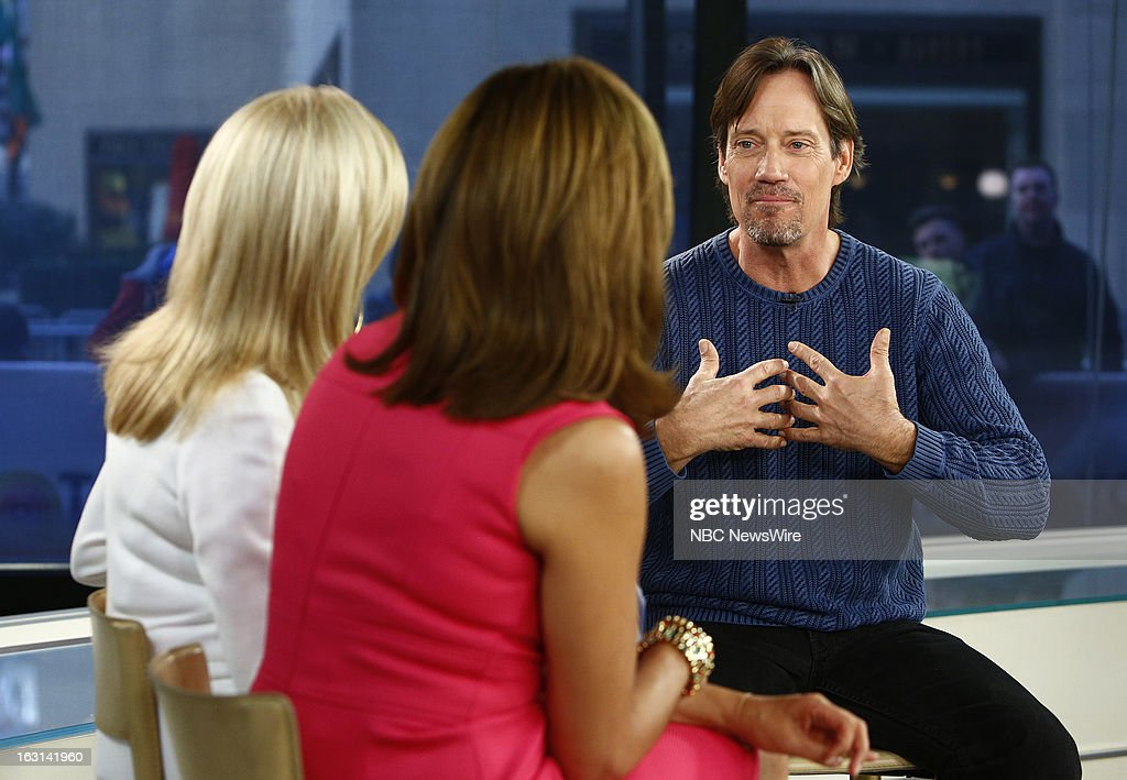 Kevin Sorbo appears on NBC News' 'Today' show --