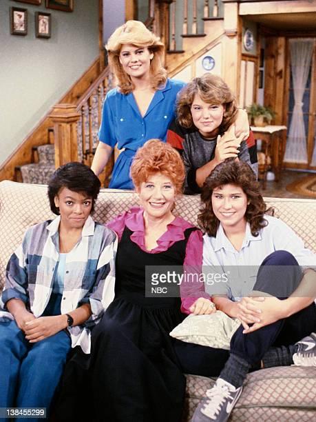 Kim Fields as Dorothy 'Tootie' Ramsey Charlotte Rae as Mrs Edna Ann Garrett Nancy McKeon as Joanna 'Jo' Marie Polniaczek Bonner Lisa Whelchel as...