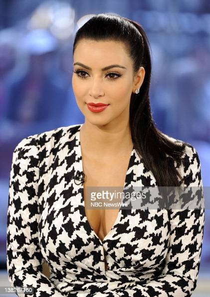 Kim Kardashian appears on NBC News' 'Today' show Pictures ...