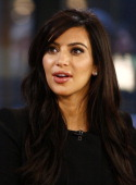 Kim Kardashian appears on NBC News' 'Today' show