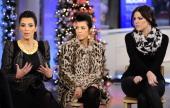 Kim Kardashian Kourtney Kardashian and Khloe Kardashian appear on NBC News' 'Today' show