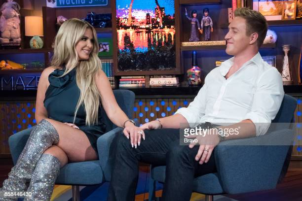 Kim ZolciakBiermann and Kroy Biermann