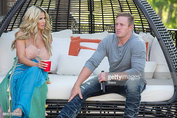 DON'T BE TARDY Pictured Kim ZolciakBiermann Kroy Biermann