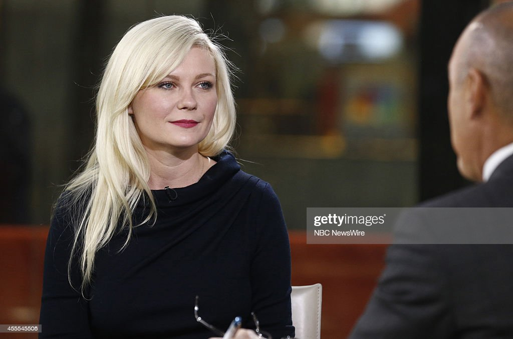 <a gi-track='captionPersonalityLinkClicked' href=/galleries/search?phrase=Kirsten+Dunst&family=editorial&specificpeople=171590 ng-click='$event.stopPropagation()'>Kirsten Dunst</a> appears on NBC News' 'Today' show --