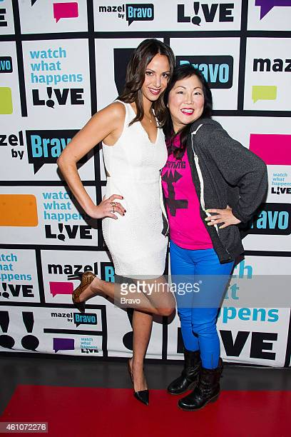 Kristen Doute and Margaret Cho