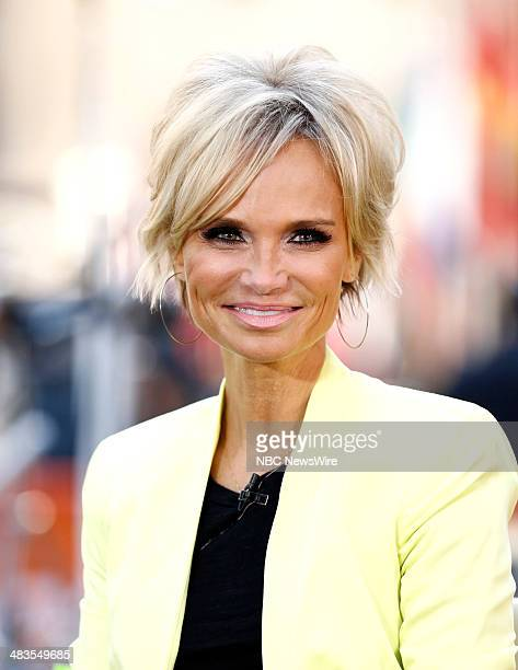 Kristin Chenoweth appears on NBC News' 'Today' show