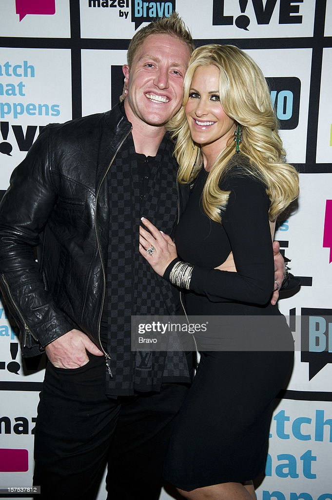 Kroy Biermann and Kim Zolciak -- Photo by: Charles Sykes/Bravo/NBCU Photo Bank via Getty Images