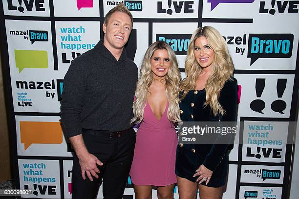 Kroy Biermann Brielle Biermann and Kim Biermann